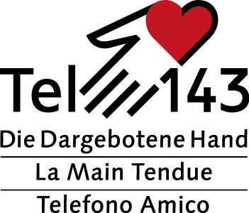 Logo der Dargebotenen Hand