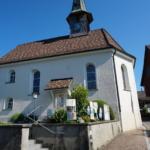 Gottesdienst in Raperswilen, Pfr. K. Appl